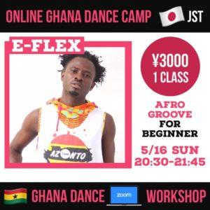 E-flex afrogroove
