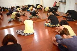 fatimata azonto dance lesson