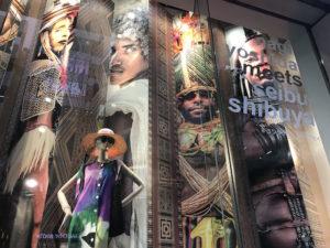 アフリカ好きは必見!ヨシダナギ展とアフリカンファッション雑貨 @渋谷西武