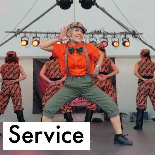 Serviceのイメージ