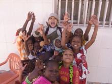 $セネガル文化の伝道師、シティー派アフリカンダンサーFATIMATAのブログ