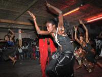 セネガル旅行セネガルツアーサバールダンス